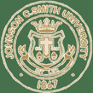 Johnson C Smith University logo