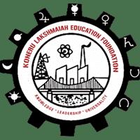 K L University logo