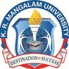 K.R. Mangalam University logo