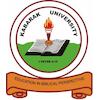 Kabarak University logo