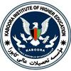 Kaboora Institute of Higher Education logo