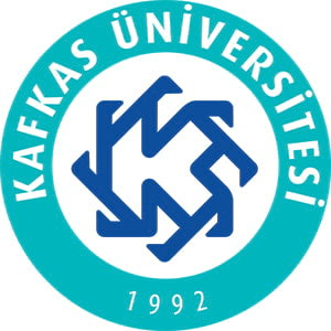 Kafkas University logo