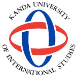 Kanda University of International Studies logo