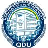 Karakalpak State University logo