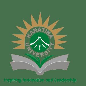 Karatina University logo