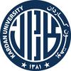 Kardan University logo