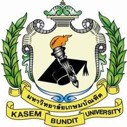 Kasem Bundit University logo