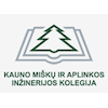 Kaunas Forestry and Environmental Engineering University of Applied Sciences logo
