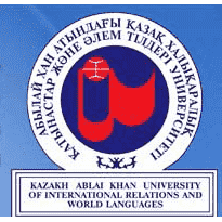Kazakh Ablai Khan University of International Relations and World Languages logo