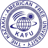 Kazakh-American Free University logo