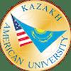 Kazakh-American University logo