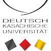 Kazakh-German University logo