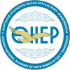 Kazakh National Academy of Arts logo