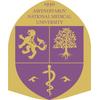 Kazakh National Medical University logo