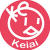 Keiai University logo