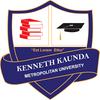 Kenneth Kaunda Metropolitan University logo