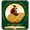 Kerala University of Health Sciences logo