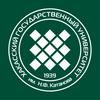 Khakas State University logo
