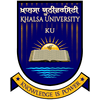Khalsa University logo