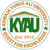 Khwaja Yunus Ali University logo