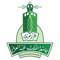 King AbdulAziz University logo