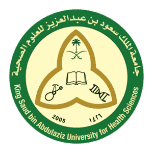 King Saud bin Abdulaziz University for Health Sciences logo