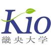 Kio University logo