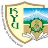 Kirinyaga University logo