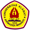 Klabat University logo