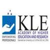KLE University logo
