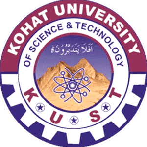Kohat University of Science and Technology logo