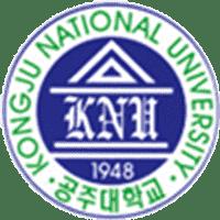 Kongju National University logo