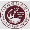 Korea Nazarene University logo