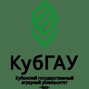 Kuban State Agricultural University logo