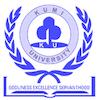 Kumi University logo