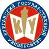 Kurgan State University logo