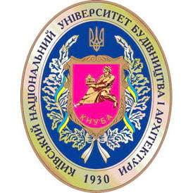 Kyiv National University of Construction and Architecture logo