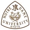 Kyoto Notre Dame University logo