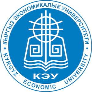 Kyrgyz Economic University logo
