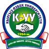 Kyrgyz-Uzbek University logo