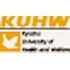 Kyushu University of Health and Welfare logo