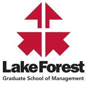 Lake Forest Graduate School of Management logo