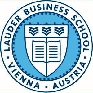 Lauder Business School logo