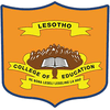 Lesotho College of Education logo