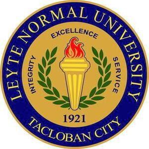 Leyte Normal University logo