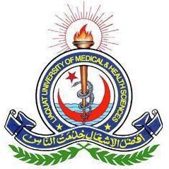 Liaquat University of Medical and Health Sciences logo