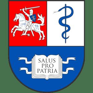 Lithuanian University of Health Sciences logo