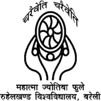 M.J.P. Rohilkhand University logo