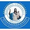 Madonna University, Okija logo