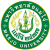 Maejo University logo